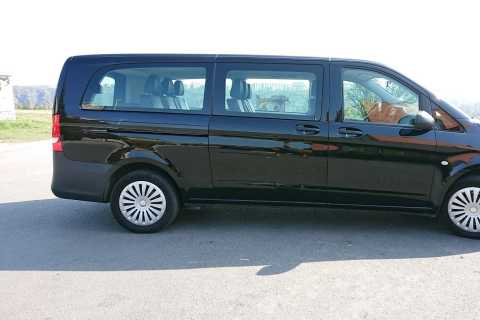 One Way Shuttle Airport & Hotel Transfer in Prague