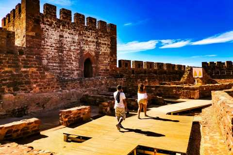 Silves, Caldas and Monchique Wine Tasting: Full Day Tour