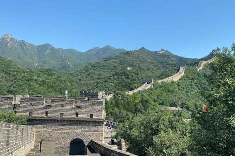 From Beijing: Return Bus Transfer to Badaling Great Wall