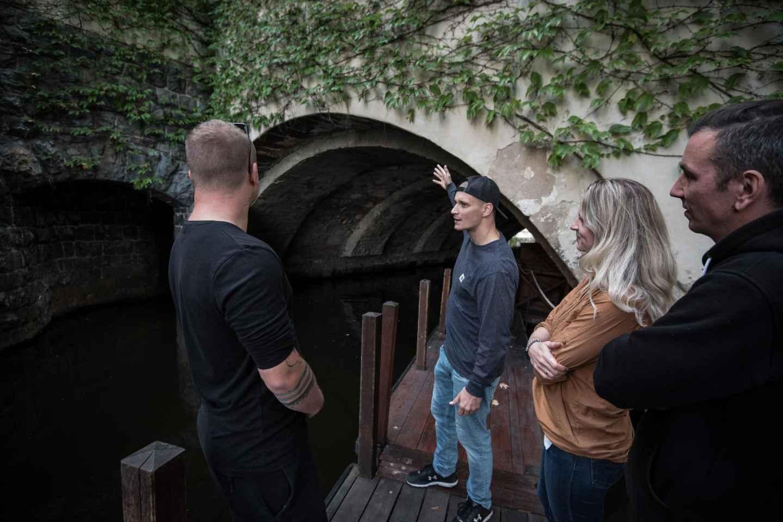 Prag: Astronomische Uhr & U-Bahn-Tour zur Karlsbrücke