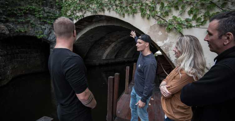 Prague: Astronomical Clock & Charles Bridge Underground Tour