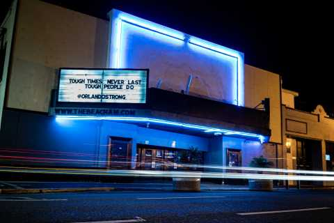 Orlando: 1-Hour Haunted Walking Tour