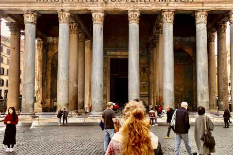 Rome: Pantheon Express Guided Tour