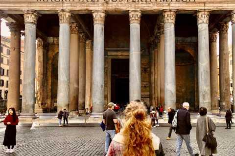 Roma: visita guiada al Panteón expreso