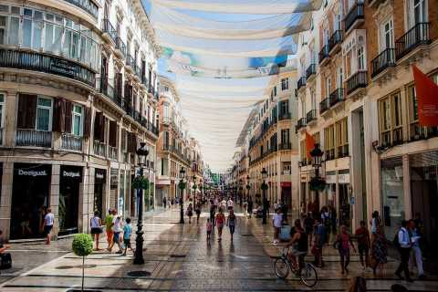 Málaga: Kostenlose geführte Wanderung