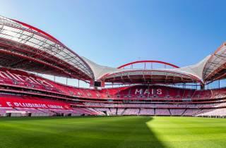 Lissabon: Luz-Stadiontour und Museum SL Benfica