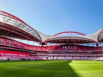 Lissabon: Stadion-Tour und Museum SL Benfica