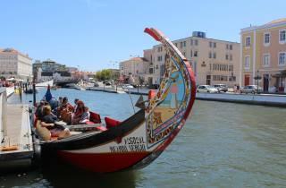 Aveiro: Traditionelle Moliceiro Bootstour