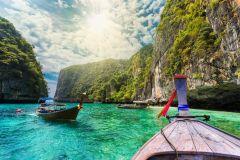 Ilha Phi Phi: Monkey Beach, Pileh Lagoon e Maya Bay Tour