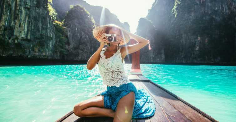 Ko Phi Phi: Best Islands and Beaches Full-Day Boat Trip