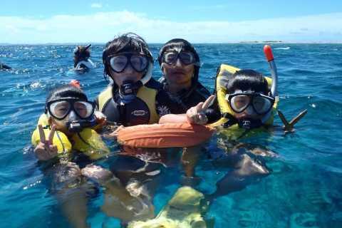 From Naha: Full-Day Snorkeling Tour to Kerama