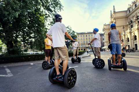 Gdansk: 3-Hour Guided Segway Sightseeing Tour