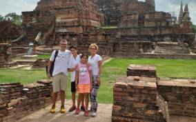 From Bangkok: 3-Day Private Tour to Ayutthaya and Chiang Mai
