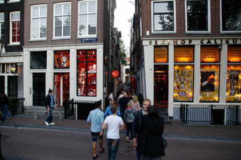 District amsterdam light preise red Red Light