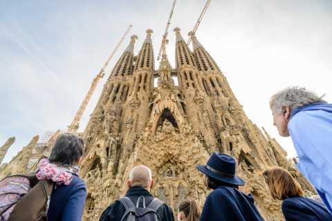 Sagrada Familia: Tour