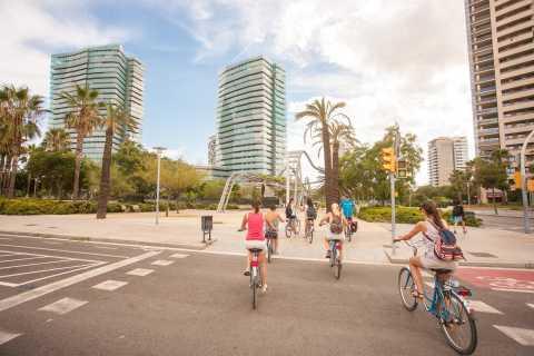 Barcelona: Bike Tour