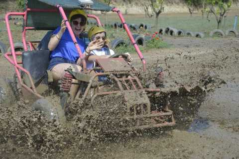 Side: 3-Hour Guided Buggy Safari at Koprucay River