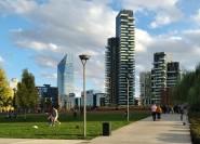 Mailand: Fahrrad-Tour zu architektonischen Meisterwerken