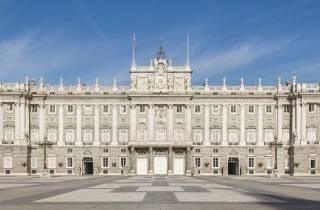 Schnellzugangsticket für den Königspalast von Madrid