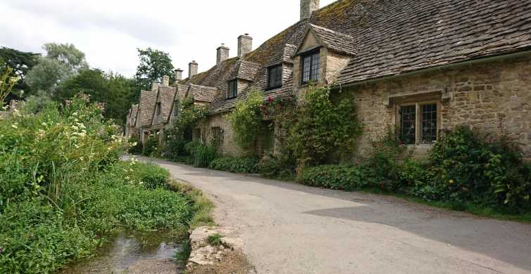 From Stratford-upon-Avon / Moreton-in-Marsh: Cotswolds Tour