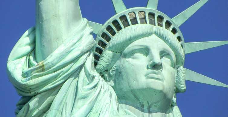 Estatua de la Libertad e Isla Ellis: opciones de boletos con ferry