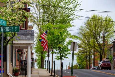 Gettysburg: passeio a pé pelo centro histórico de 1863
