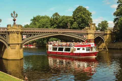 York: River Ouse City Cruise