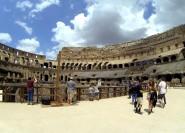 Rom: Colosseum Arena Kleingruppentour & Forum Forum Option