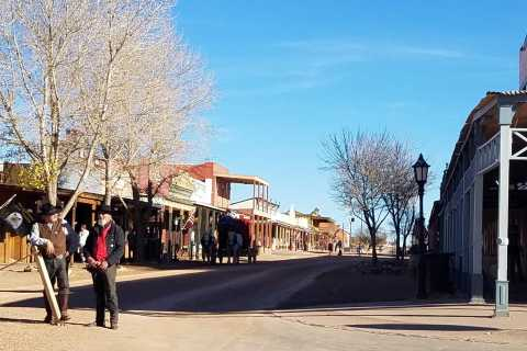 From Phoenix: Tombstone and Bisbee Day Tour