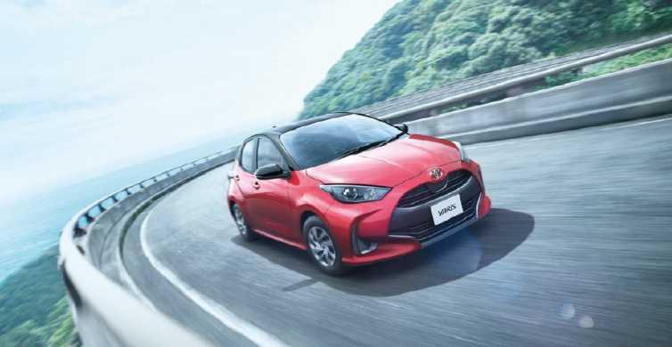 Shirahama: 1 or 2 Day Car Rental