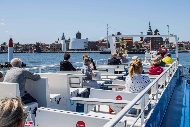 Stralsund: 1-stündige Hafentour