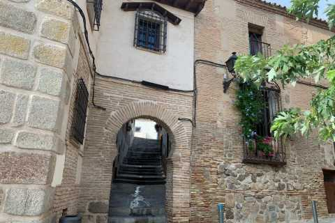 Toledo: tour a pie por el barrio judío de Sefarad