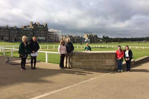 St Andrews: Geführte Wanderung
