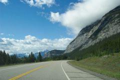 Entre Calgary e Lake Louise: excursão de áudio guiada por GPS