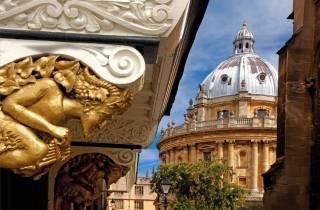 Oxford: Offizieller Rundgang durch die Universität und die Stadt