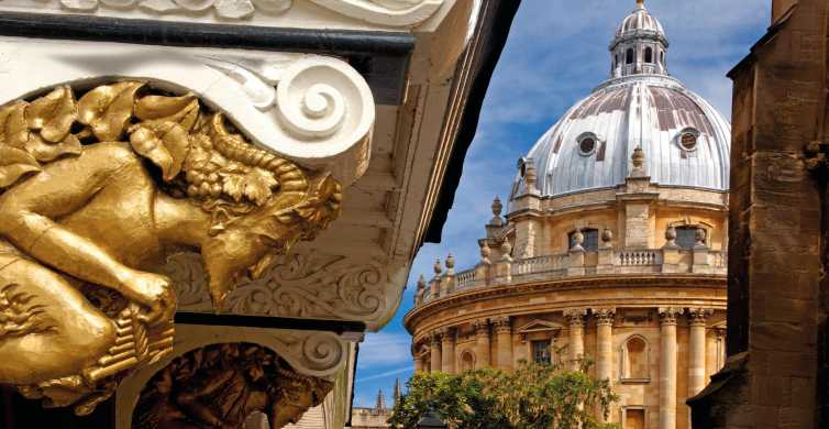 Oxford: Official University and City Walking Tour