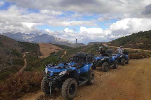 From Georgioupolis: Half-Day Quad ATV Safari