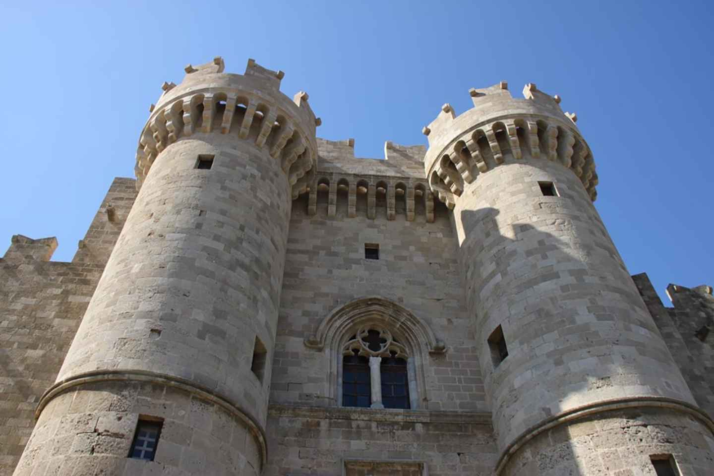 Rhodos: Palast des Großmeisters Ticket und private Tour
