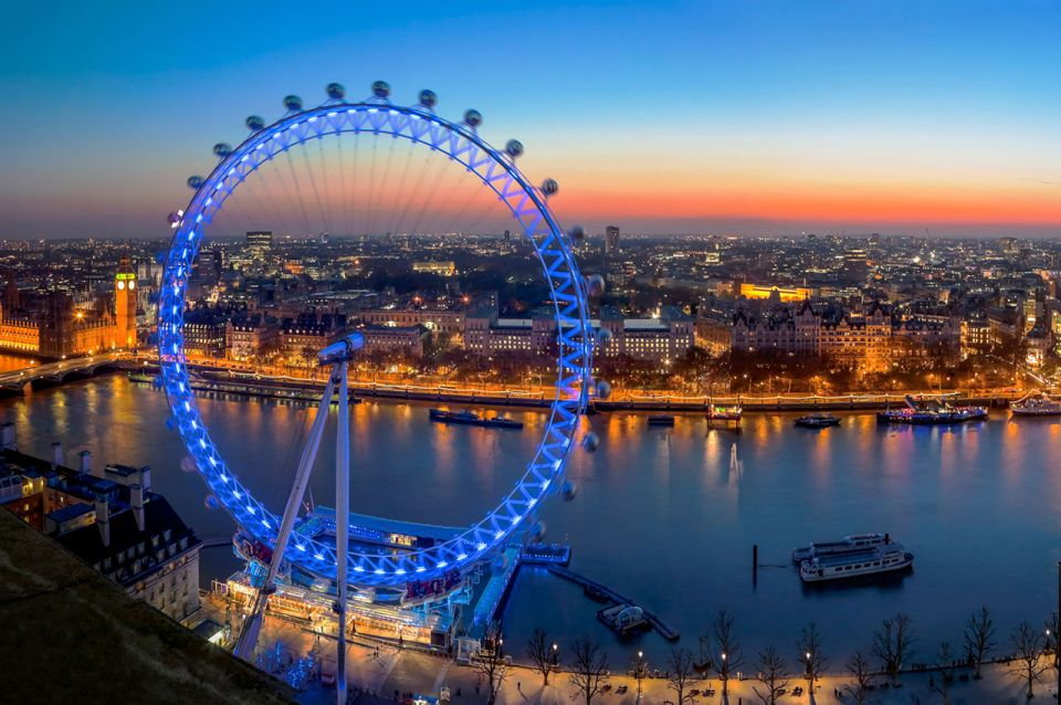 Bilet na London Eye (bez prowizji)