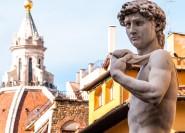 Florenz: Führung durch die Accademia-Galerie ohne Anstehen