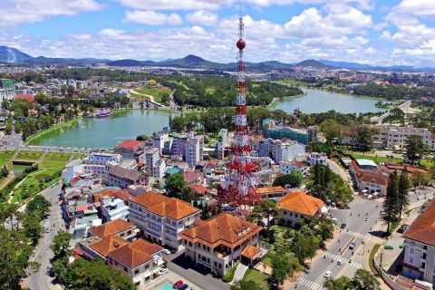 From Nha Trang: Luxury Minibus Transfer to Da Lat