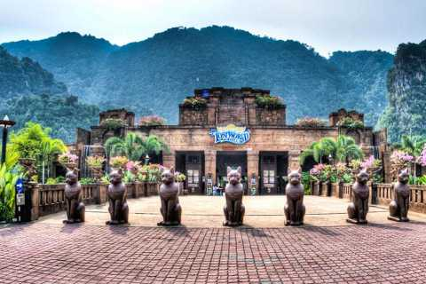 Ipoh: Lost World of Tambun Admission Ticket