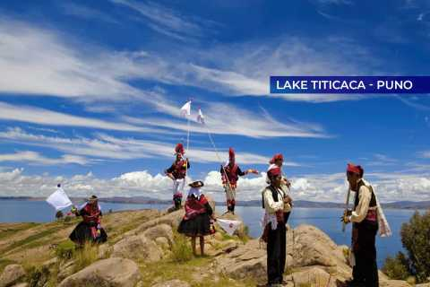 From Cusco: 2-Night Lake Titicaca Excursion