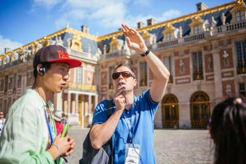 Palace of Versailles: Skip-the-Line Guided Tour in French