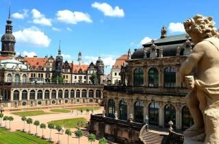 Dresden: Historischer Rundgang und Ticket für das Schokoladenmuseum