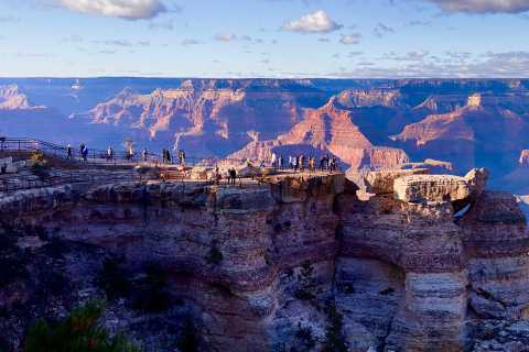 Las Vegas: Grand Canyon National Park Pink Jeep Tour