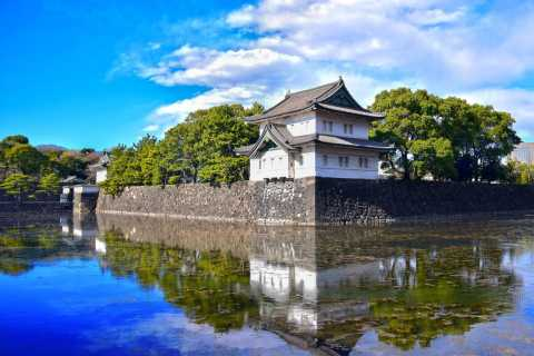 Tokyo: Imperial Palace Walking Tour with Local Guide