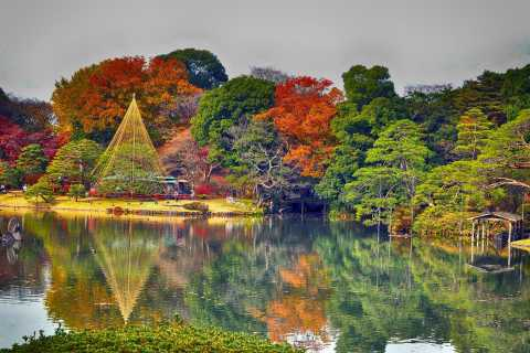 Tokyo: Full-Day Japanese Garden Private Guided Tour