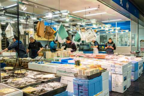 Tokyo: Food and Culture Private Guided Tour