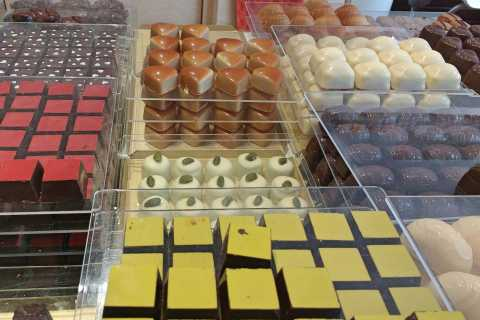 Brighton: Guided Chocolate Tour with Tastings